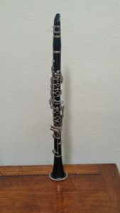 clarinet 1 s 169x300 - Instrument Repairs and Service